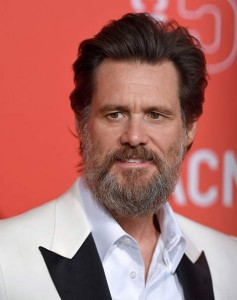 LOS ANGELES, CA - APRIL 18: Actor Jim Carrey arrives at LACMA's 50th Anniversary Gala at LACMA on April 18, 2015 in Los Angeles, California. (Photo by Axelle/Bauer-Griffin/FilmMagic)